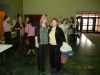 Angie Vaubel, Festival Chairman with OFMC President, Helen Dill